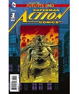 Action Comics: Futures End #1 Standard Cover [Comic] Sholly Fisch - $9.85