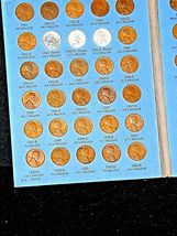 Lincoln Head Cent Book 2 Compete Collection AA19-CN19P6002 image 5