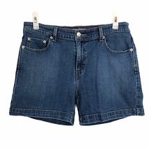 Levi's 515   Womens 12 Jean Shorts   Mid Rise Medium Wash - $24.50