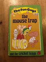 "1981 1ST EDITION ""THE MOUSE TRAP & THE CRICKET TEAM"" LADYBIRD BOOK (SERI... - $1.30"