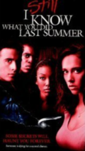 I Still Know What You Did Last Summer Vhs
