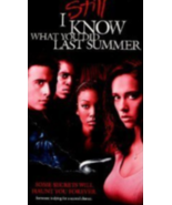 I Still Know What You Did Last Summer Vhs - $9.50