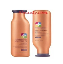 Pureology Curl Complete Shampoo and Conditioner 8.5oz Duo - $48.99