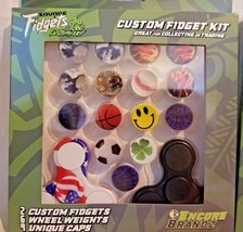 Fidgets 360 customizer...custom fidget kit ...free shipping image 2