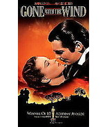 Gone With the Wind (VHS, 1998, Digitally Re-Mastered) Clark Gable, Vivie... - $8.91