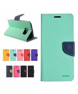 Lot Magnetic  Leather Wallet Card Case Cover Stand for Samsung Galaxy J7... - $7.42+