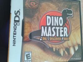 Nintendo DS Dino Master: Dig Discover Duel image 1