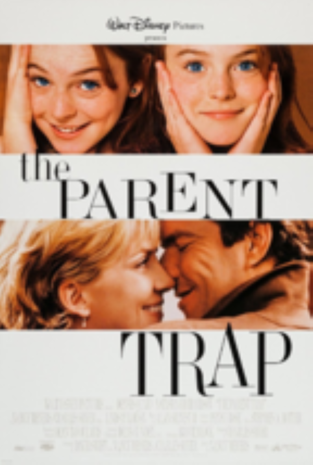 The Parent Trap Vhs