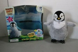 Happy Feet Two 2 Dancing Penguin Sings Talking Dancing Box Boadicea Toy image 2
