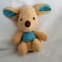 Vintage Sears Gund Winnie the Pooh Roo Stuffed Plush Doll Toy Animal Blu... - $11.88