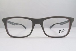 Ray-Ban RB 7062 5576 Grey / Red New Authentic Eyeglasses 53mm - 124 - $57.01