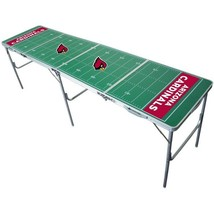 Arizona Cardinals Beer Pong Table 2ft x 8ft Foldable NFL Football Field ... - $240.17