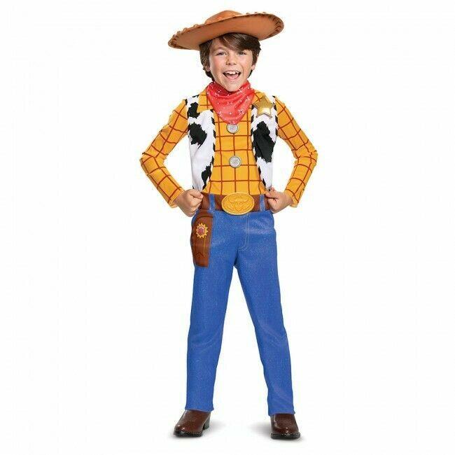 Disguise Disney Toy Story 4 Sheriff Woody Infantil Disfraz Halloween 100689