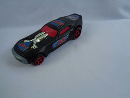 Hot Wheels McDonald's 2009 Mattel Black Sports Car - As Is - $1.09