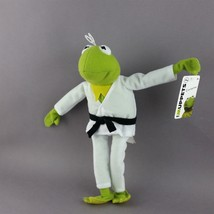 Disney Muppets Most Wanted Constantine Plush Kermit Impersonator 10 inch - $21.21