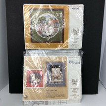 Bless This House Cross Stitch Kit Creative Circle Sealed  LOT of 2  - $27.54