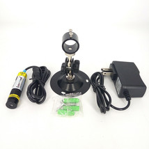 An item in the Everything Else category: 16*68mm 808nm 100mW Infrared Cross Laser Module Focusable W Adapter Glass Lens