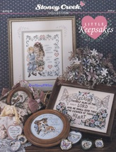 Little Keepsakes, Stoney Creek Cross Stitch Pattern Book 99 NEW - $4.95