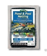 Protective Pond Net Covering 28 feet by 45 feet - $65.04