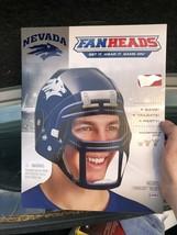 Nevada Fanheads Helmet Adjustable Fan Heads Tailgate Party New - $1.00
