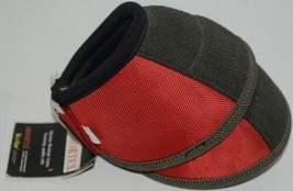 Cactus Gear ARMORTEX Large Red Axiom No Turn Bell Boots Horse image 1