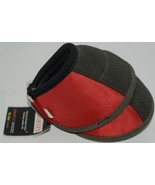 Cactus Gear ARMORTEX Large Red Axiom No Turn Bell Boots Horse - $39.99