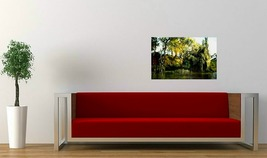 1 on the kamchia in red sofa white wall thumb200