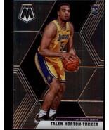 2019-20 Panini Mosaic #215 Talen Horton-Tucker NM-MT RC Rookie Lakers - $0.99