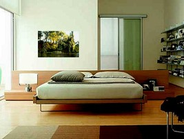 2 view on kamchia in abstract bedroom design thumb200