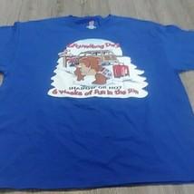 Happy Groundhog Day  - Hanes Tagless Tee T-Shirt xl - €8,24 EUR