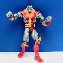 Marvel legends action figure toy X-Men Colossus V5 toybiz vintage deadpo... - $19.16