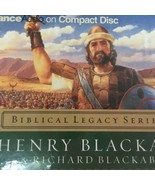 Henry & Richard Blackaby Called To Be God's Leader Life Joshua 3 Cd Audi... - $14.75