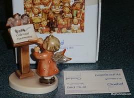 """Bird Duet"" Hummel Figurine #169 TMK7 Gift Creations Concepts Exclusive With Box - $174.59"
