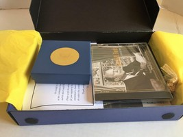 Gerald R. Ford Presidential Museum Grand Rapids, Mi Gift Box CD Book Coi... - $28.04