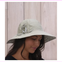 San Diego Hat Co. Sun Brim Hat with Novelty Print,Dragonfly - $5.73