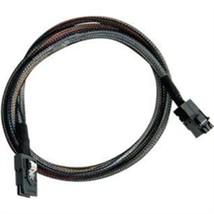 Adaptec Cable 2279700-R Internal SCSI to Mini Serial SATA/SAS SFF-8087 Bare - $36.54