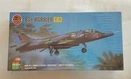 AIRFIX 1/48 BAe Harrier GR3 British Fighter #05102 - FACTORY SEALED - $29.70
