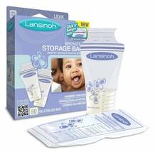 Lansinoh Milk Storage Bags x 50 - Best Price Around - $13.60