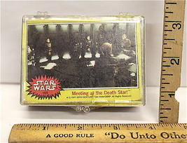 Vintage 1977 Star Wars Topps Series 1 Trading Cards 42 Loose 20th Century Fox - $31.78