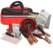 Lifeline AAA Premium Road Kit, 42 Piece Emergency Car Kit with Jumper Ca... - $33.62