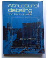 Structural Detailing for Technicians - 1974 - $9.00
