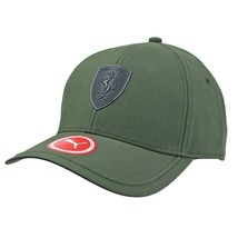 Ferrari PUMA Life Style Cap 2018 Charcoal Green From Japan New - $85.22
