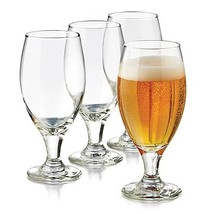 Libbey Perfect 4 Piece Hard Cider Granny Smith Drinkware Set, Clear - $29.73