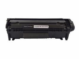 2 Pack Q2612A 12A Toner Cartridge For HP LaserJet 3015, 3020, 3030, 3050... - $17.75