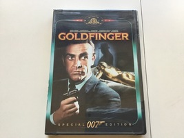 DVD - Goldfinger - James Bond 007 - NEW & Sealed - Special Widescreen Ed... - $6.99