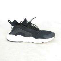 8 - NIKE AIR HUARACHE Womens Black Athletic Running Shoes 819151-001 0119MP - $40.00