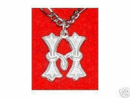 NICE Sterling Silver Charm Initial Gothic Letter H Jewelry - $12.91