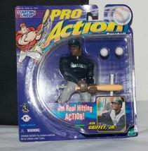 KEN GRIFFEY JR * Hasbro STARTING LINEUP Pro-Action Baseball Player Unope... - $8.86