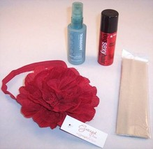 Lot of 4 NEW Hair Items, Big Sexy Hair Root Pump, Toni & Guy Spray, 2 He... - $11.99