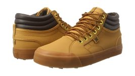 Hi Wheat Smith Top DC Wnt 8 Brown Sneakers UK Evan Low Mens q4wHtHU